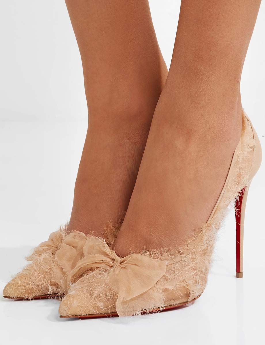 e563e70dd1cf 10 Shoes Every Woman Should Own and Keep In Wardrope Latest Summer Shoes  Collection. Lovely Look   design. The Best of high heels in. CHRISTIAN  LOUBOUTIN ...