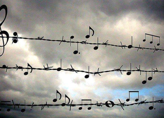 "Unknown Artist   "" Music is Freedom """