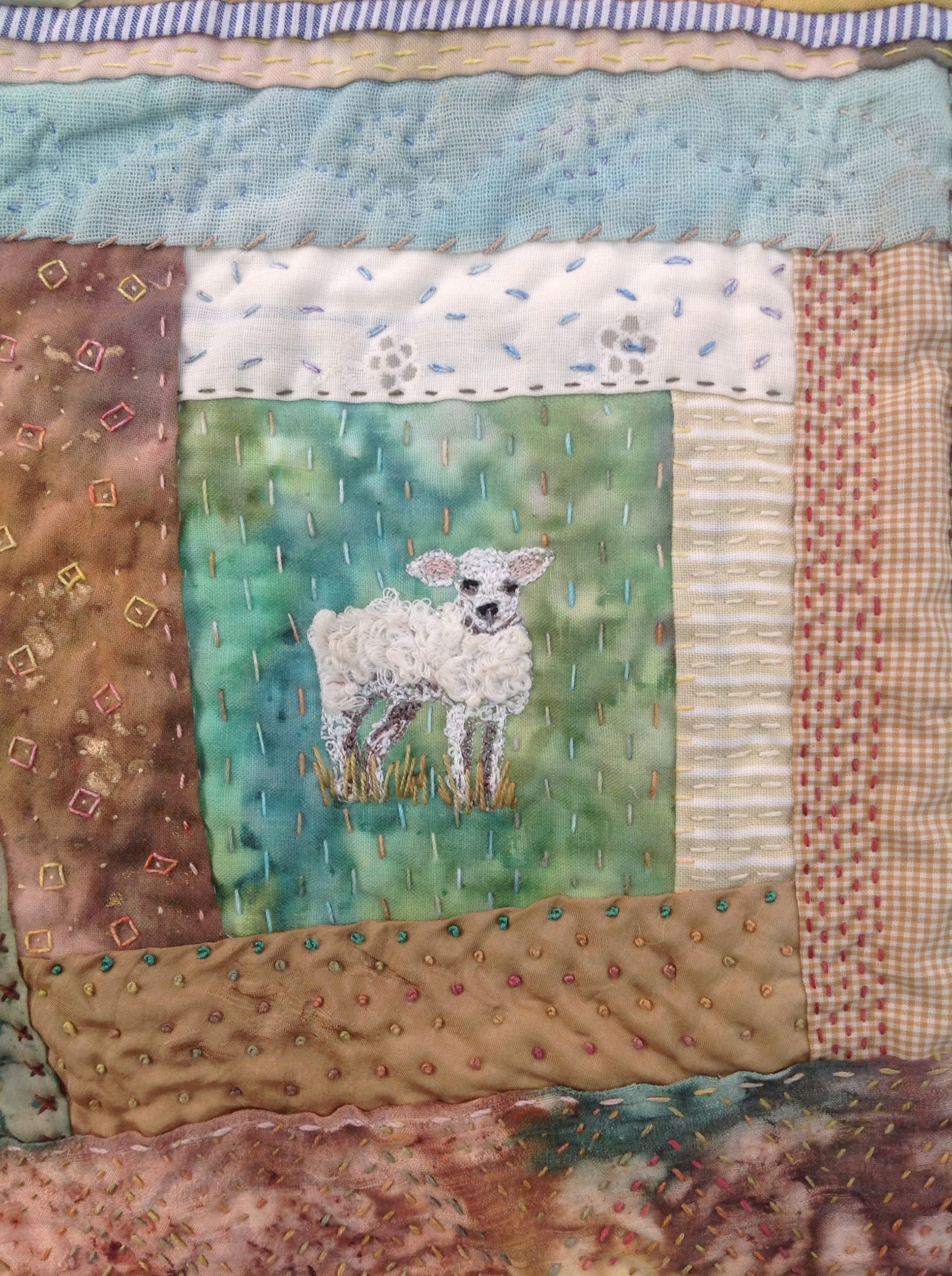 My Country living quilt detail | Sheep Needlecrafts | Pinterest : country living quilt - Adamdwight.com