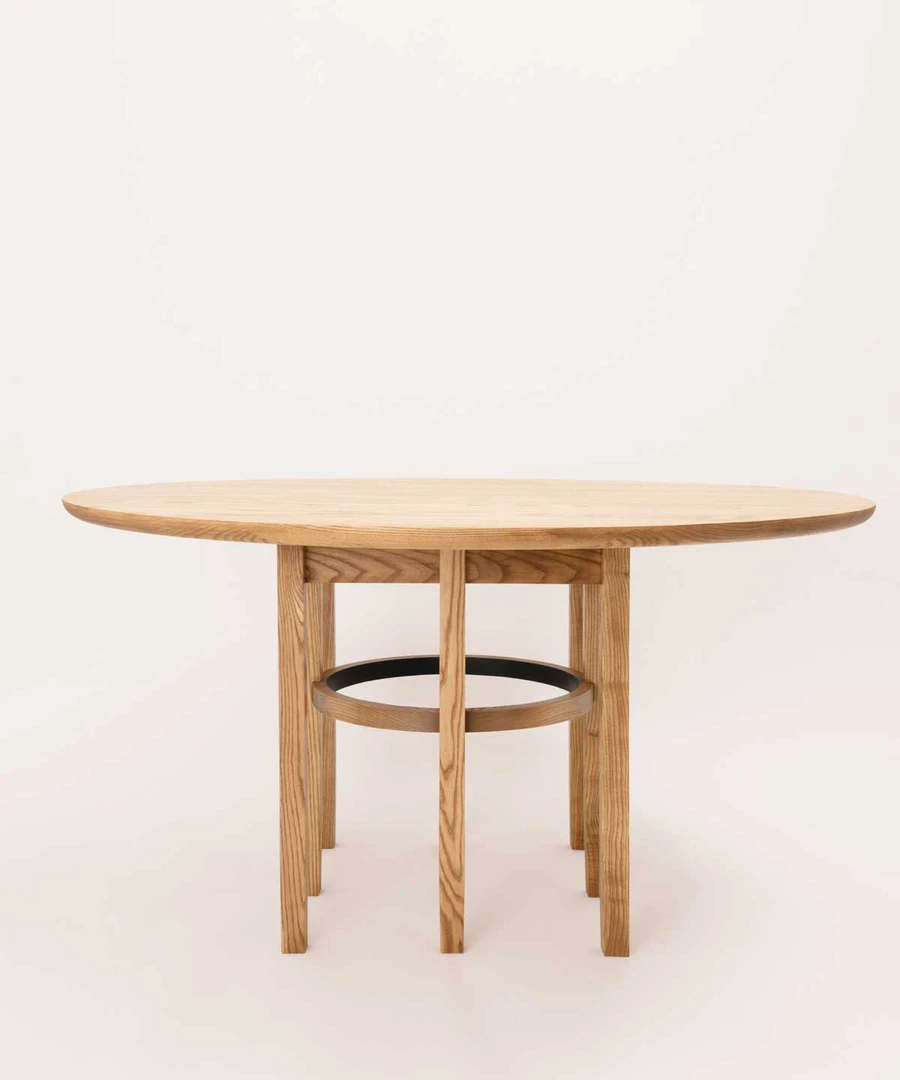Soren Dining Table by Coil + Drift | Luxury, Hand-crafted Lighting | TRNK