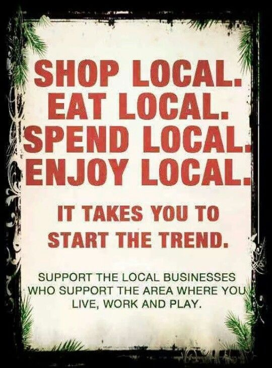Pin By Sarah Chavez On Usa Shop Local Buy Local Shopping