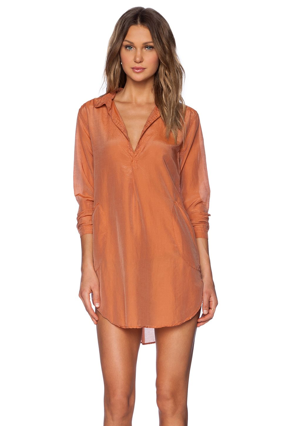 824f2ac0f72 CP SHADES Teton Tunic in Sunset | Revolve Clothing | Revolve ...