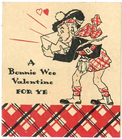 A bonnie wee valentine, 1930s | Iowa Women's Archives | Iowa Digital Library