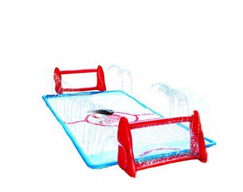 Pin By Sarah Hammett On Boys Christmas Presents Hockey Sports Toys Slip N Slide