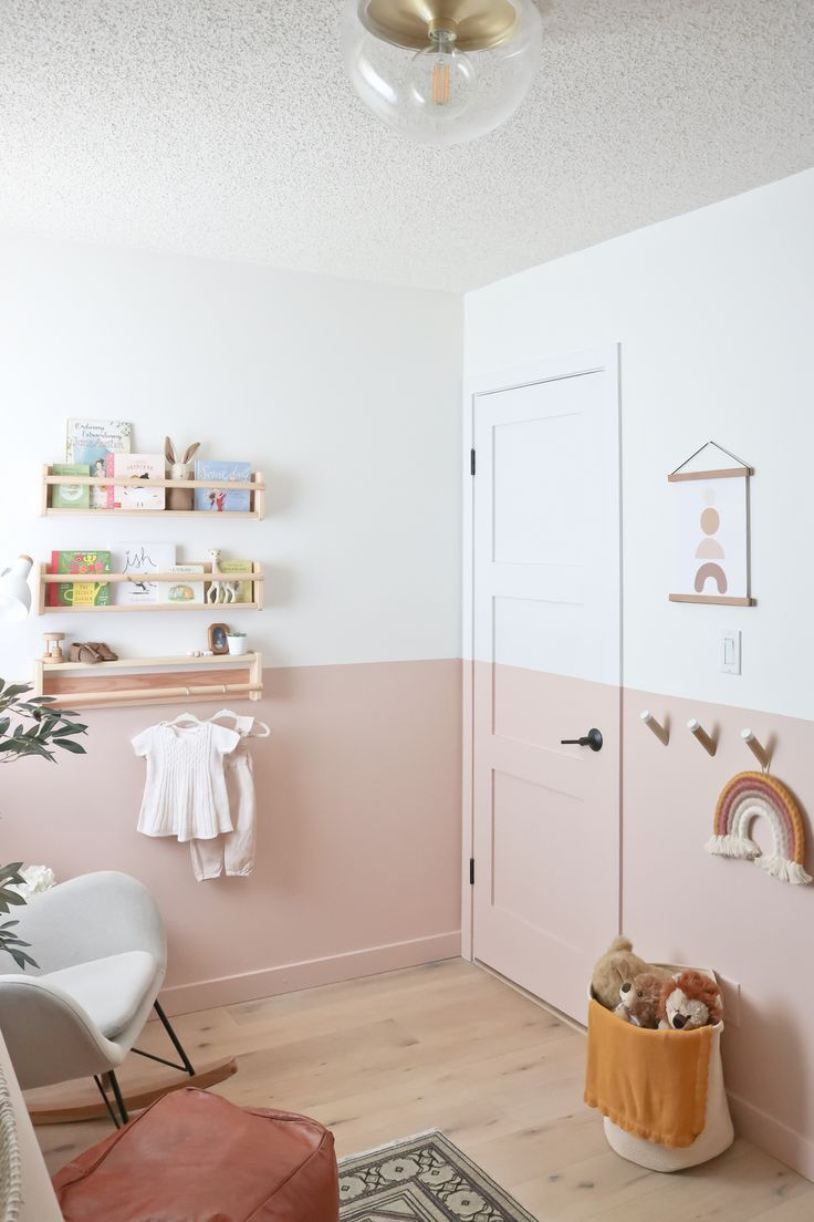 Photo of The Nursery Reveal  Baby Girl Es New Room    Daughter