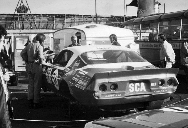 Frank Gardner, SCA Chevrolet Camaro | Flickr - Photo Sharing!