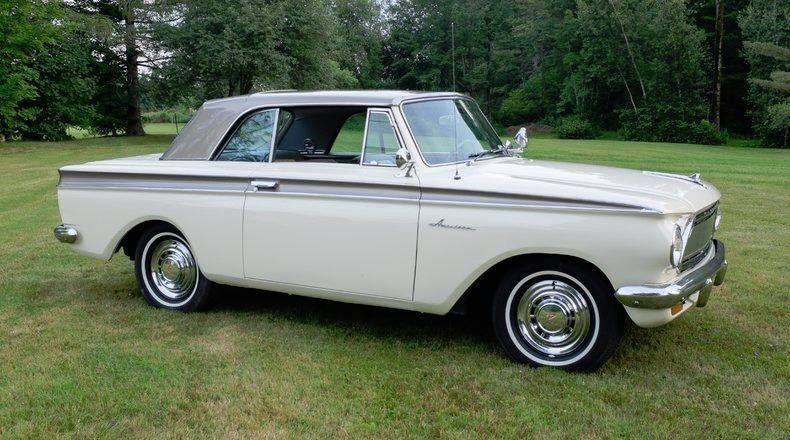 1963 Rambler American For Sale 1878515 Hemmings Motor News Rambler American Motors American
