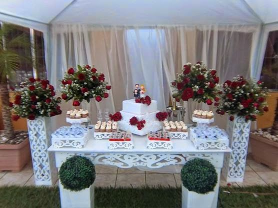 decoracao de casamento simples Buscar con Google Decoraç u00e3o Decoraç u00e3o de casamento simp