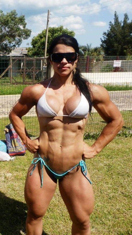 Strong brazilian girls 35