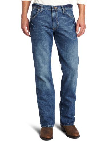 9f5533c40f05bf Eddie Bauer Mens Authentic Jeans Straight Fit Cascade 3836 *** You can find  out more details at the link of the image.