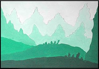 03836fe0b6 landscapes in tonal gradation Value Painting