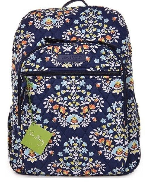 e9131a919 Vera Bradley Campus Backpack Chandelier Floral New Wth Tags #VeraBradley # Backpack Only 65.00 - reduced from 109.00