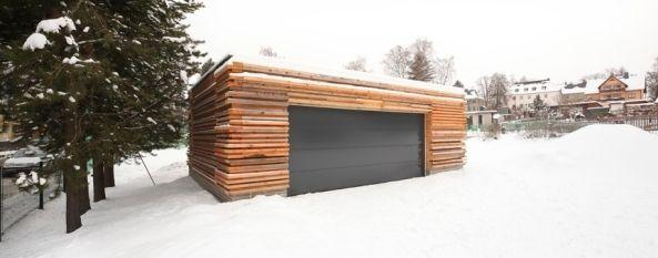 Garage Holz elke reichel architektin garage marienberg im erzgebirge holz