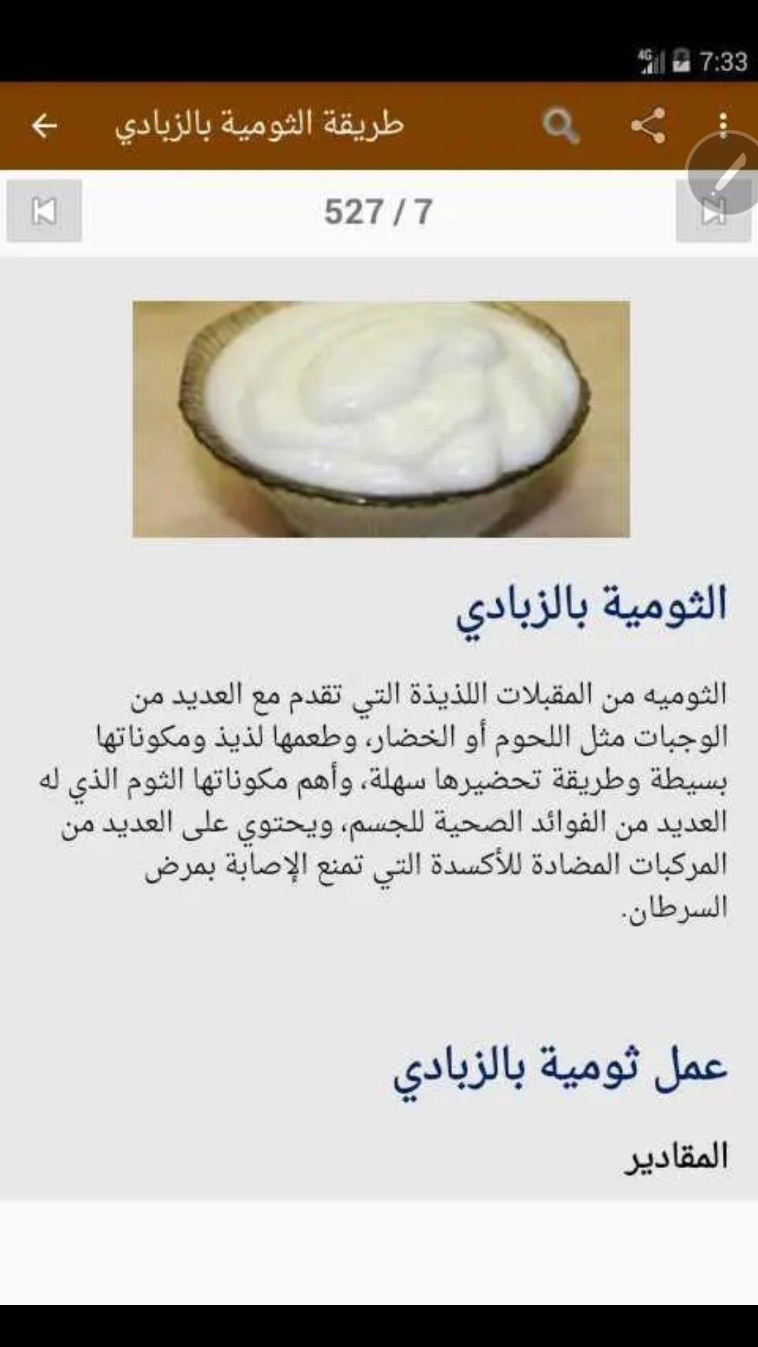 Pin By Heyfa Sami On اكلات عراقية وعربية شعبيه Food Salt Condiments