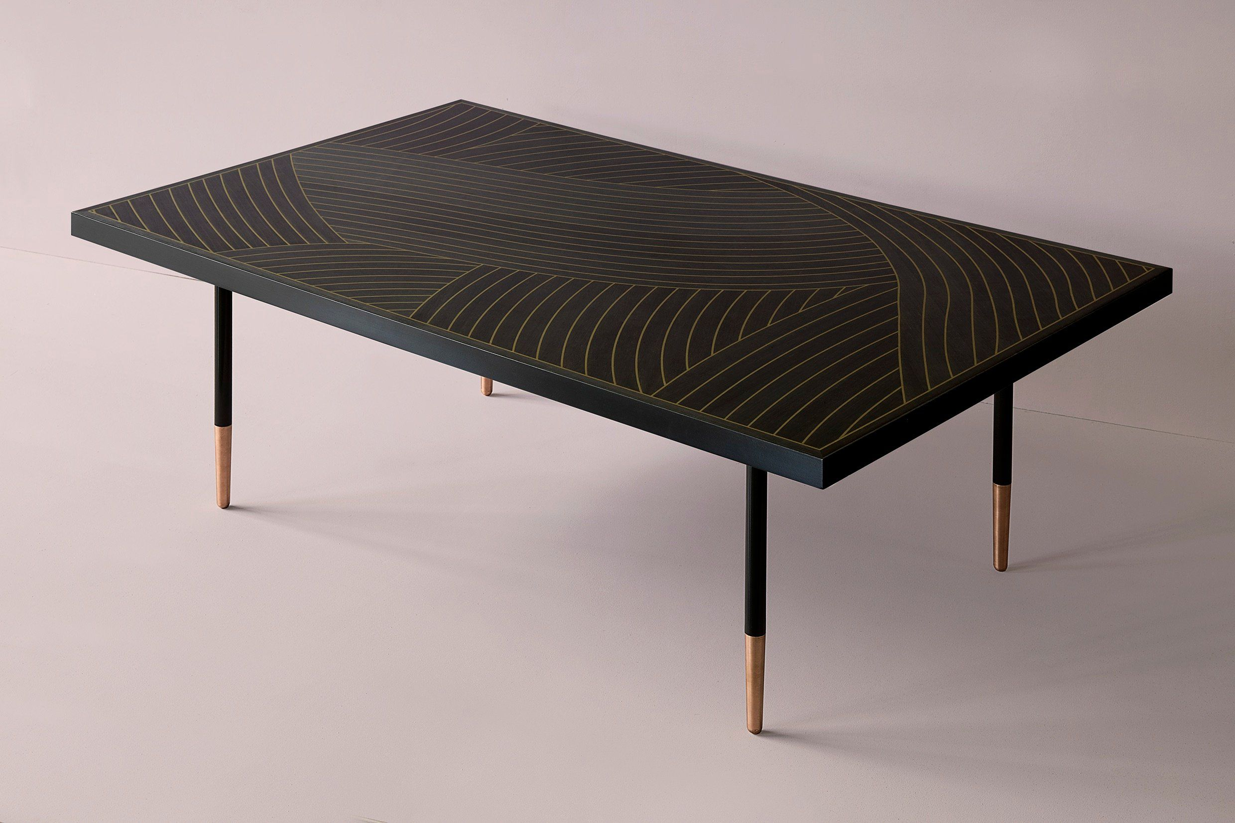 Bethan gray shamsian collection coffee table table