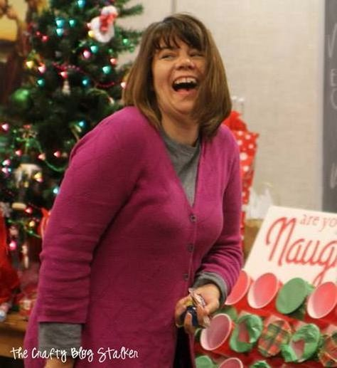 naughty or nice christmas game - Christmas Party Games For Adults Large Group