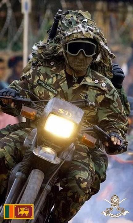 South Asia S No1 Swat Team Special Task Force Sri Lanka Police