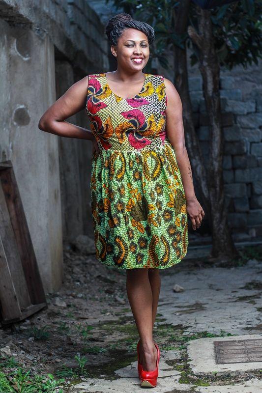 African Fashion Made in Kenya