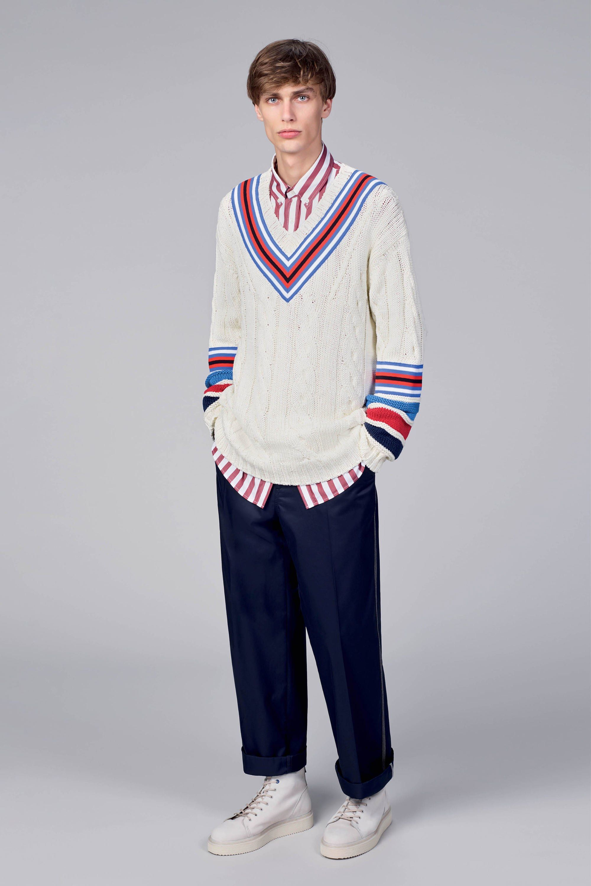 tommy hilfiger spring 2018 menswear fashion show in 2020