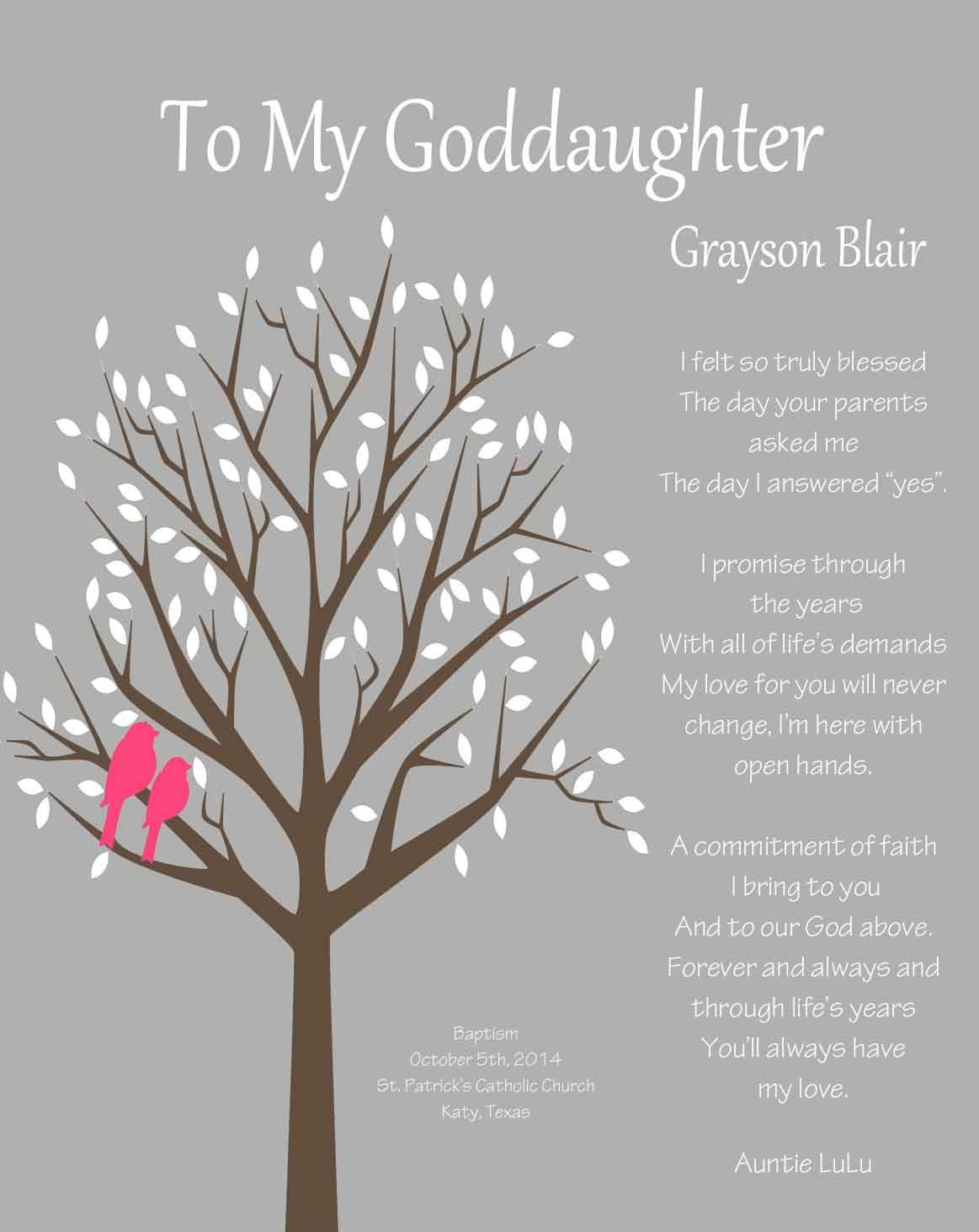Goddaughter gift gift for goddaughter by whisperhills on etsy goddaughter gift gift for goddaughter by whisperhills on etsy negle Images