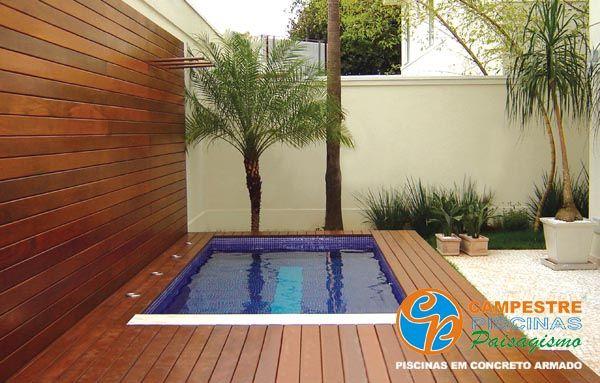 piscina quadrada pequena deck 600 383