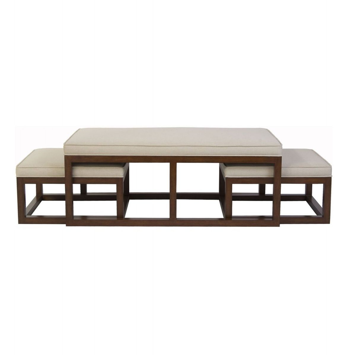 Extra Large Leather Ottoman Coffee Table | Furniture | Pinterest