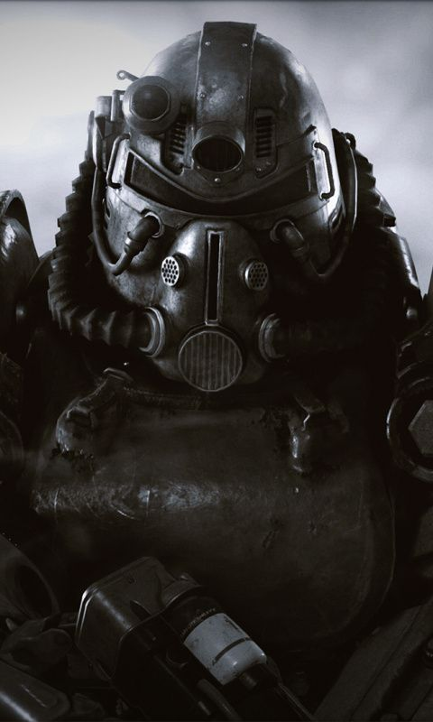 Armour Suit Fallout 76 Video Game Wallpaper Fallout Wallpaper Fallout Fallout Rpg