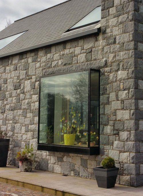 Frameless Box Windows Residential Exteriors In 2019