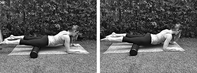 Fascia Roller How To Make Your Legs Longer & Leaner