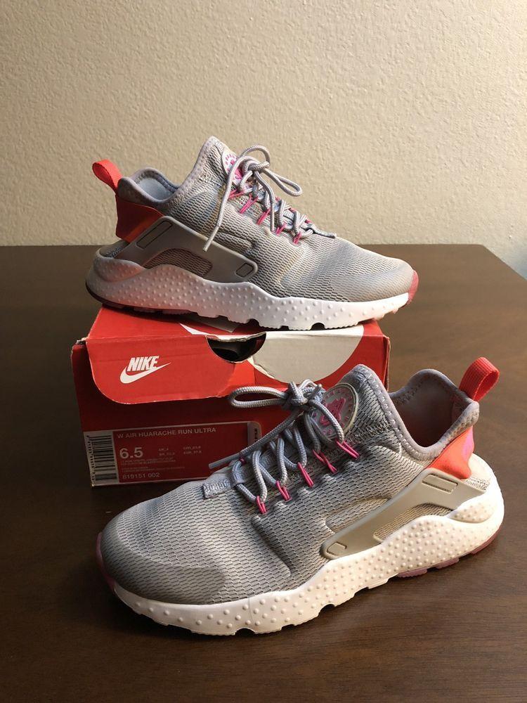 best website ce7a1 4abdd Nike Huarache Womens Sz 6.5  fashion  clothing  shoes  accessories   womensshoes  athleticshoes (ebay link)