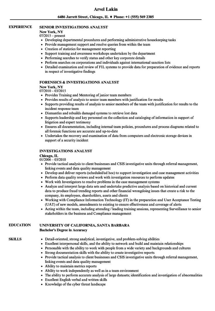 Resume Example / CV Example , Professional and Creative