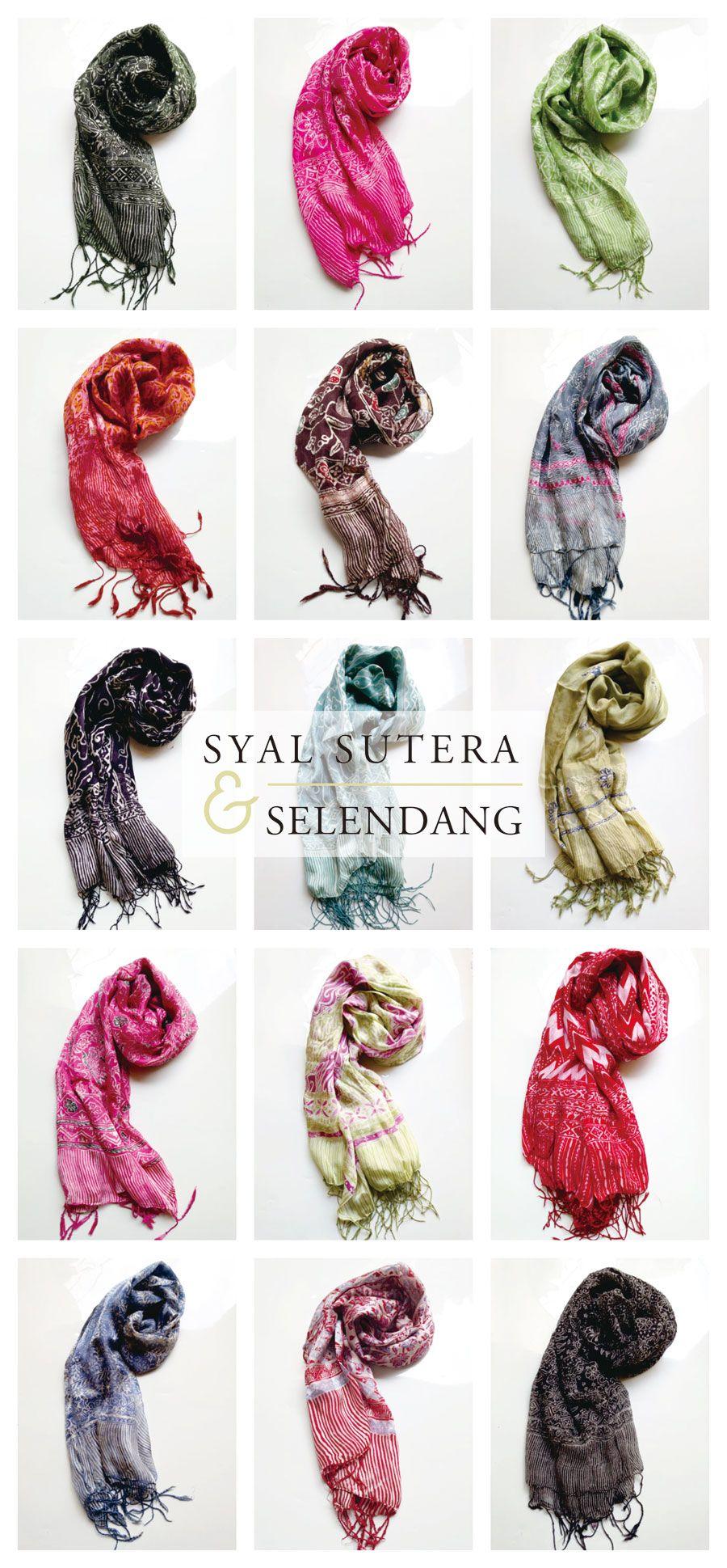 Pin By The Batik On Syal Scarves Wholesale Pinterest Selenddang