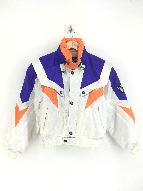 Fablice Ski Jacket Medium Vintage 90 S Fablice Champion Etsy Coats Jackets Women Jackets Winter Jacket Coat Women [ 3000 x 2250 Pixel ]