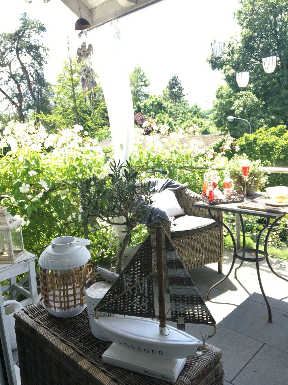 Charmant Terrace, Paradise, Patio, House Porch, Terraces, Deck, Deck, Tomatoes,  Heaven