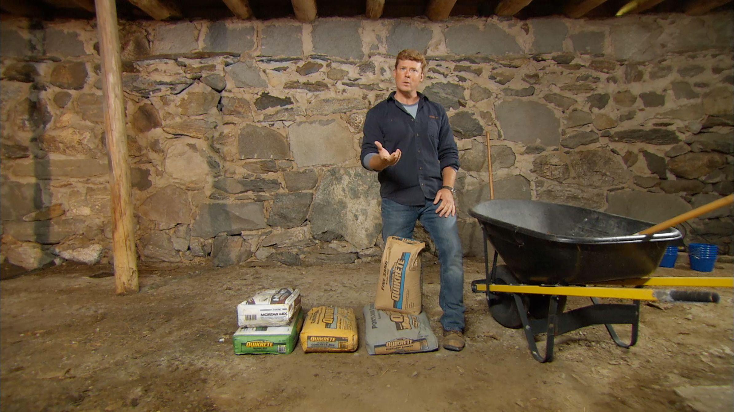 Understanding Concrete, Cement, and Mortar | Concrete cement ...