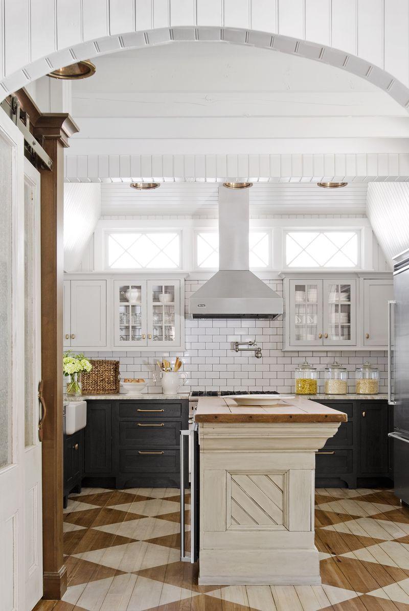 11 Stunning Black Kitchen Cabinet Ideas That Are Too Chic For Words In 2020 Black Kitchen Cabinets White Kitchen Design Black Kitchens