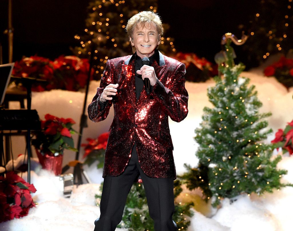 Barry Manilow Photos Photos: KOST 103.5 Presents a Very Barry ...