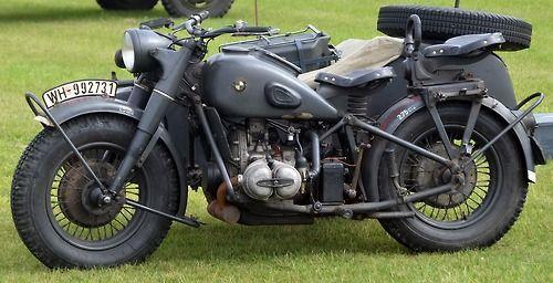 Top 10 Military Bikes Visordown Bmw Motorcycles Motorcycle