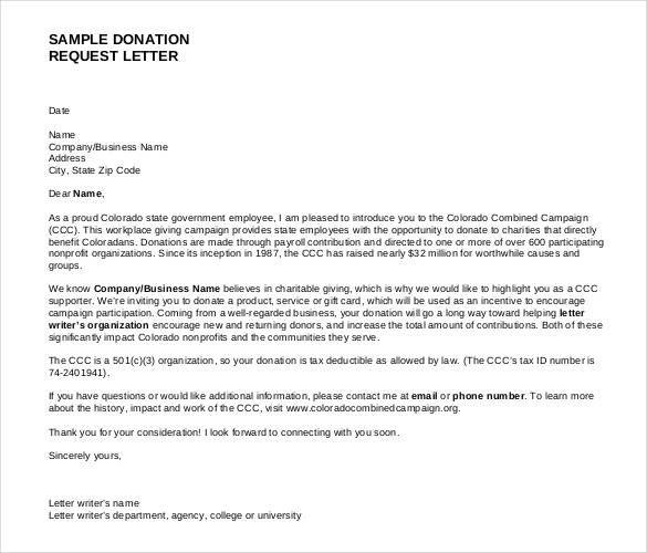 29 Donation Letter Templates Pdf Doc Free Premium Templates Donation Letter Template Donation Letter Donation Request Letters
