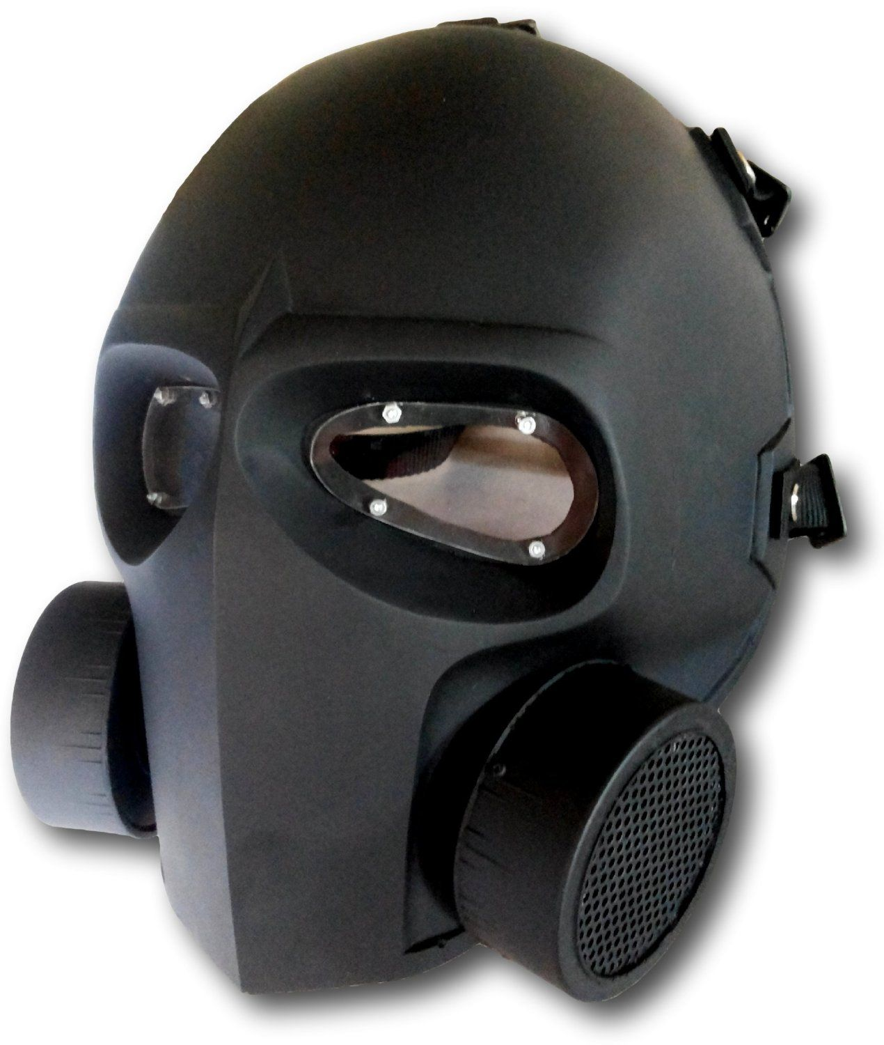 Amazon.co.jp | Gas Mask With Lens Airsoft Army of Two Airsoft Mask ...