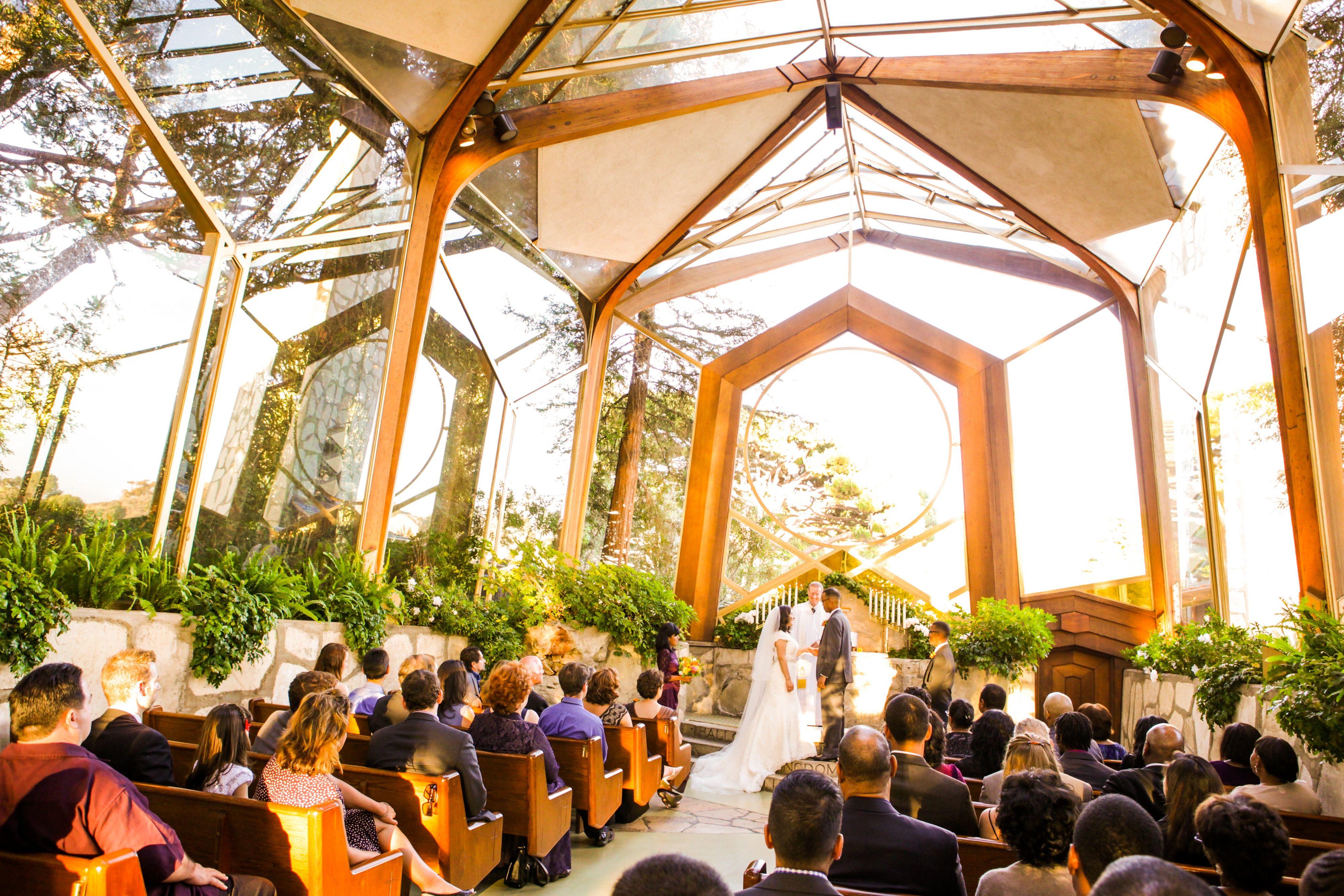 Wayfarers Chapel Ceremony Betty Reckas Cultural Center