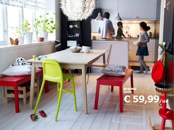 cocina comedor ikea - Buscar con Google | COCINAS -COMEDORES ...