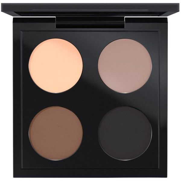 MAC Eye Shadow x 4 Point 'N' Shoot Palette, Helmut Newton Collection ($32) ❤ liked on Polyvore featuring beauty products, makeup, eye makeup, eyeshadow, mac cosmetics eyeshadow, mac cosmetics and palette eyeshadow