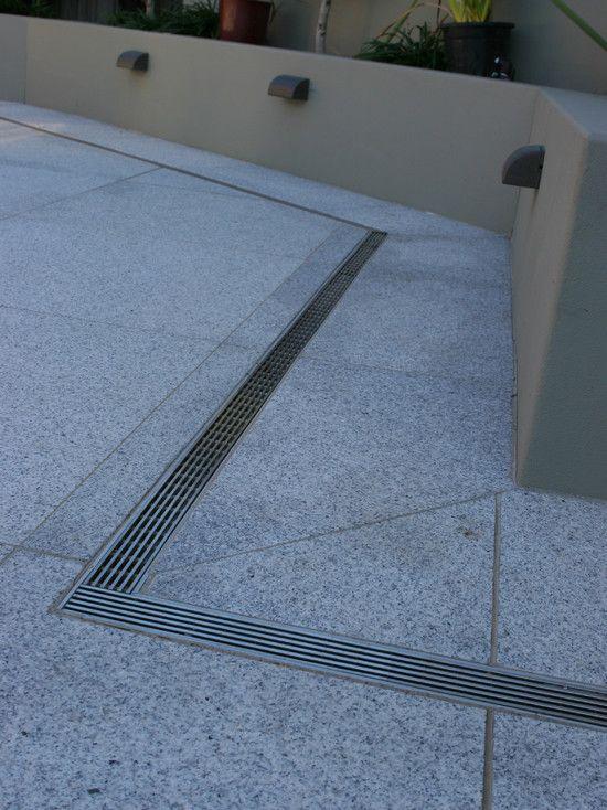 Decks Patios And Balconies Floor Drains Balcony Flooring