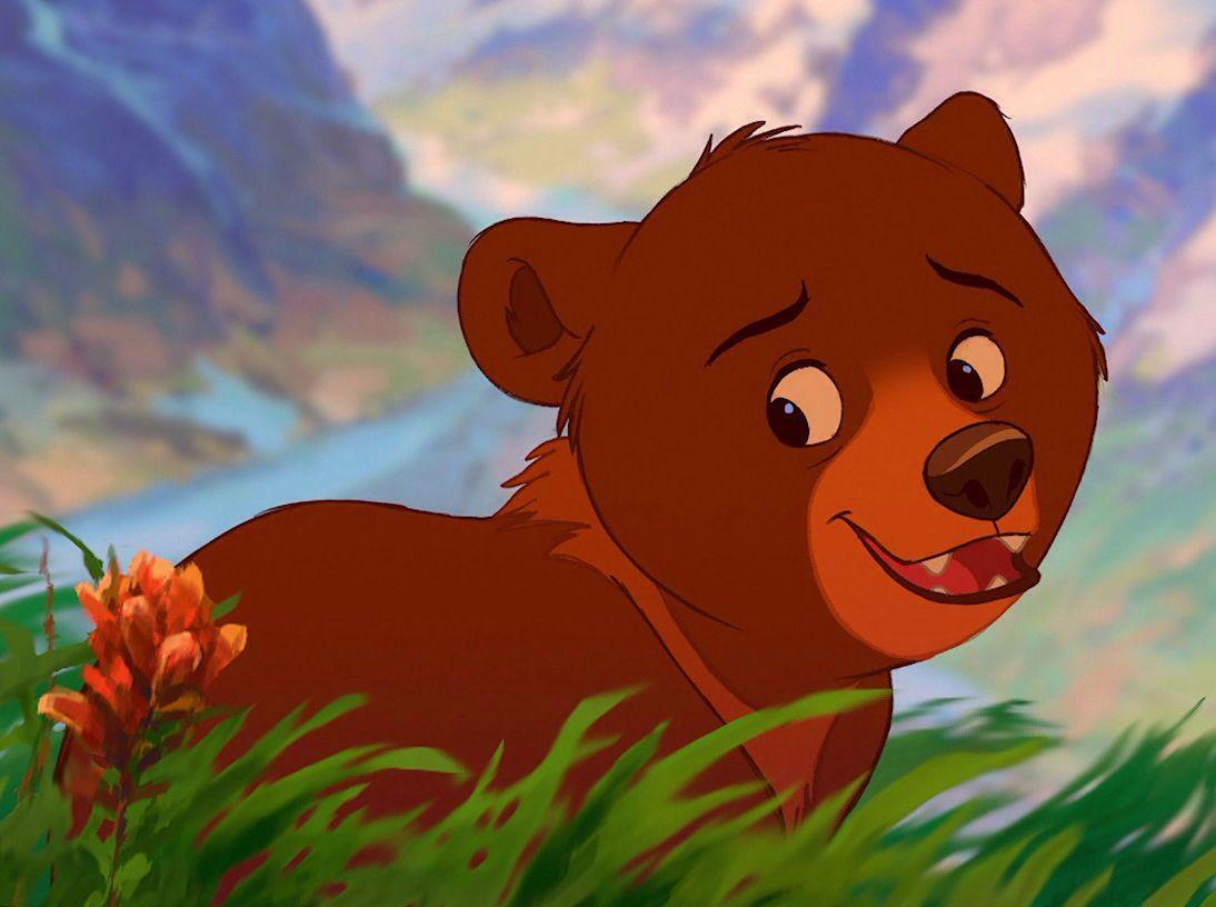 KODA ~ Brother Bear, 2003 | Disney Brother Bear | Pinterest