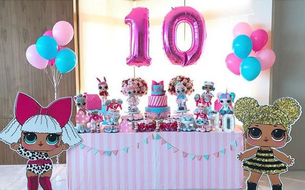 609e0eceded Fiesta de cumpleaños LOL surprise, fiesta de muñecas lol surprise,  invitaciones de muñecas lol