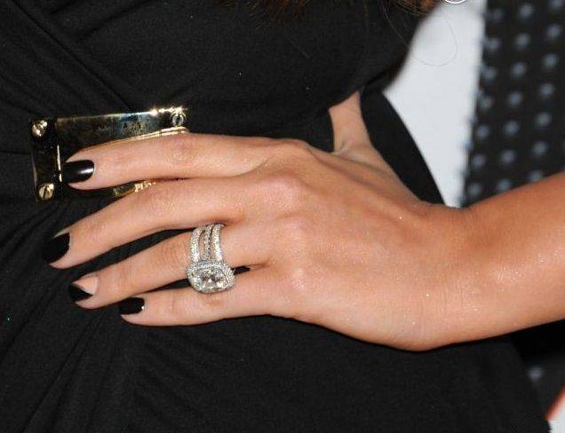 khloe kardashian engagement ring Design Pinterest Engagements
