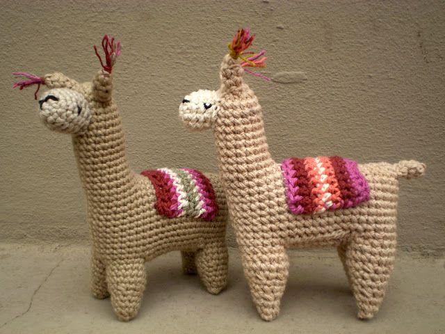 Alpaca Amigurumi Patron Gratis : Lama von picapau lama amigurumi crochet and alpacas