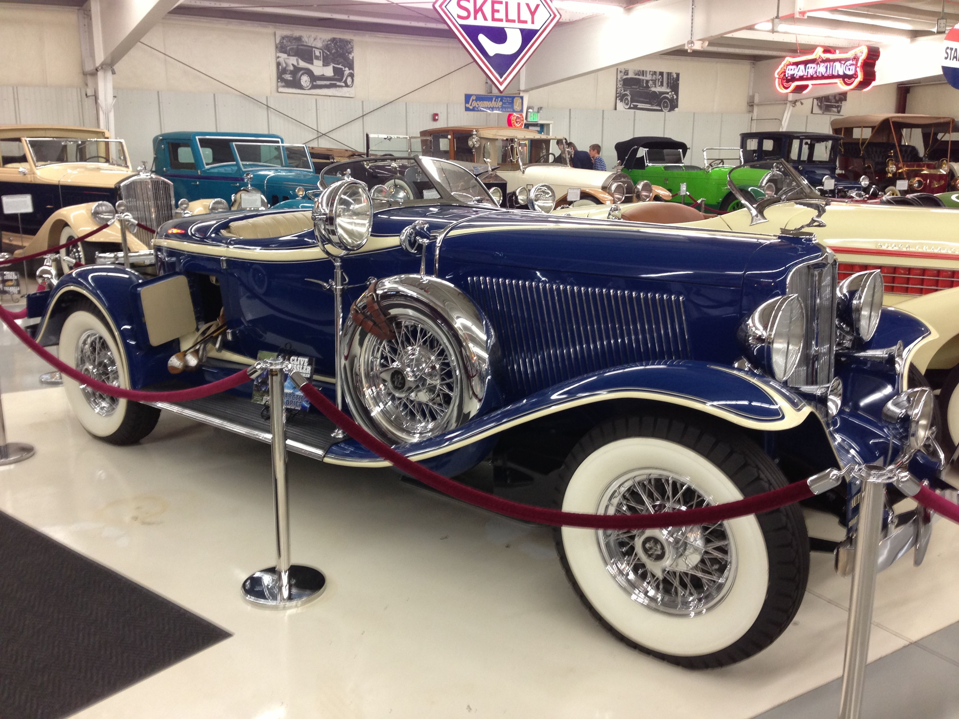 Clive Cussler Museum in Colorado | Cars & Motorcycles We Like ...