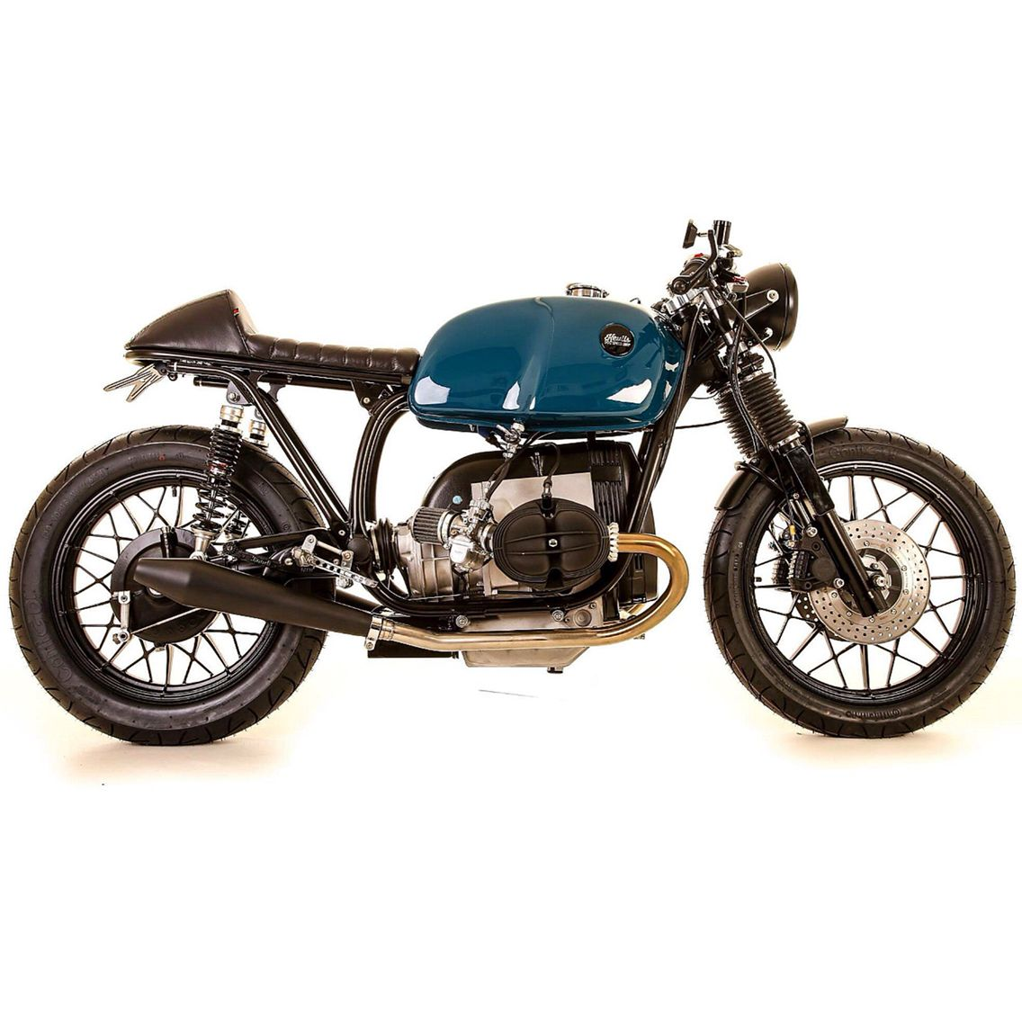 BMW R 80 Cafe Racer by Kevils Speed Shop, United KingDom
